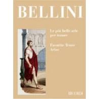BELLINI V. LES PLUS BEAUX AIRS POUR TENORS CHANT