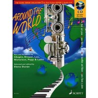 AROUND THE WORLD FLUTE