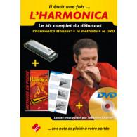 CHARLIER S. LE KIT HARMONICA