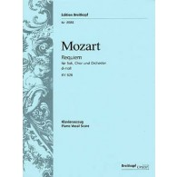 MOZART W.A. REQUIEM KV626 CHANT