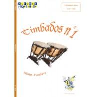 LONDEIX A. TIMBADOS N°1 2 TIMBALES