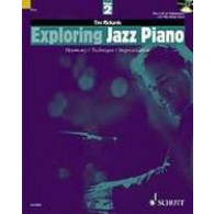 RICHARDS T. EXPLORING JAZZ PIANO VOL 2