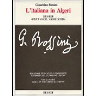 ROSSINI G. L'ITALIENA IN ALGERI CHANT PIANO