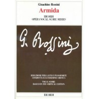 ROSSINI G. ARMIDA CHANT PIANO