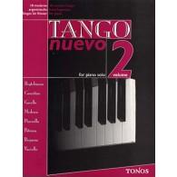 TANGO NUEVO VOL 2 PIANO SOLO