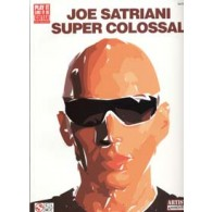 SATRIANI J. SUPER COLOSSAL GUITARE