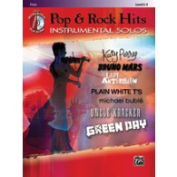 ROCK & POP HITS INSTRUMENTAL SOLOS FLUTE
