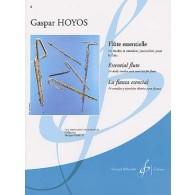 HOYOS G. FLUTE ESSENTIELLE