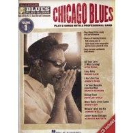 BLUES PLAY-ALONG VOL 01: CHICAGO BLUES  BB, EB, BASS CLEF, C INSTRUMENTS