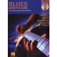 GUITAR PLAY-ALONG VOL 007 BLUES GUITARE