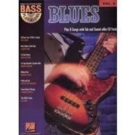 BASS PLAY-ALONG VOL 09 BLUES BASSE