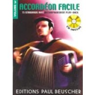 ACCORDEON FACILE VOL 3