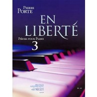 PORTE P. EN LIBERTE VOL 3 PIANO