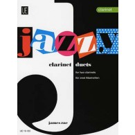 RAE J. JAZZY DUETS CLARINETTES