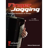 QUAKERNACK H. FINGER JOGGING ACCORDEON