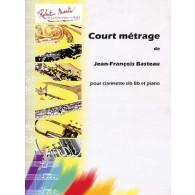 BASTEAU J.F. COURT METRAGE CLARINETTE