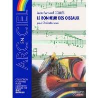 COLLES J.B. LE BONHEUR DES OISEAUX CLARINETTE