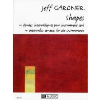 GARDNER J. SHAPES INSTRUMENT MELODIQUE