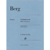 BERG A. CONCERTO VIOLON