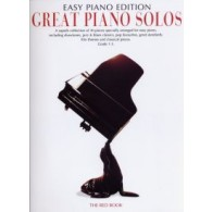 GREAT PIANO SOLO EASY PIANO RED EDITION