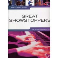 REALLY EASY PIANO GREAT SHOWSTOPPERS