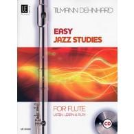 DEHNHARD T. EASY JAZZ STUDIES FLUTE