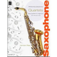 RAE J. INTRODUCING SAXOPHONE QUARTETS