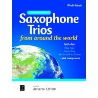 BRAMBOCK F. SAXOPHONE TRIOS