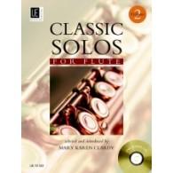 CLASSIC SOLOS VOL 2 FLUTE