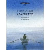 MAHLER G. ADAGIETTO DE LA 5ME SYMPHONIE  PIANO
