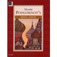 PODGORNOV'S N. PIANO ALBUM