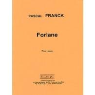 FRANCK P. FORLANE PIANO