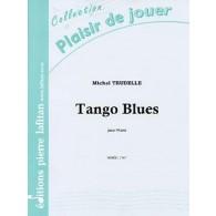 TRUDELLE M. TANGO BLUES PIANO