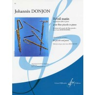 DONJON J. REVEIL MATIN FLUTE PICCOLO