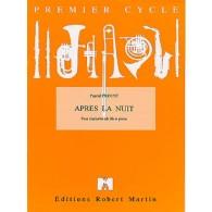 PROUST P. APRES LA NUIT CLARINETTE SIB