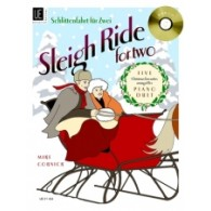 CORNICK M. SLEIGH RIDE FOR TWO PIANO DUETS