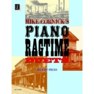 CORNICK M. PIANO RAGTIME DUETS