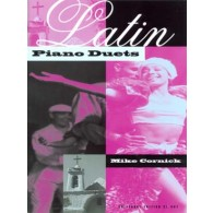 CORNICK M. LATIN PIANO DUETS