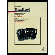 RUBIN J. MAZLTOV JEWISH-AMERICAN WEDDING MUSIC CLARINETTE