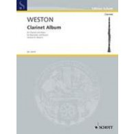 WESTON P. CLARINET ALBUM VOL 4