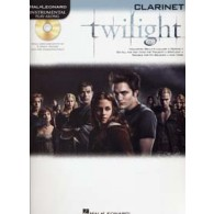 TWILIGHT INSTRUMENTAL PLAY-ALONG CLARINET