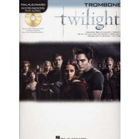 TWILIGHT INSTRUMENTAL PLAY-ALONG TROMBONE