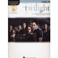 TWILIGHT INSTRUMENTAL PLAY-ALONG VIOLON