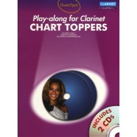 GUEST SPOT CHART TOPPERS PLAY-ALONG FOR CLARINET