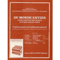 DU MONDE ENTIER VOL 2 ACCORDEON
