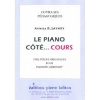 ELSAYARY A. LE PIANO COTE ... COURS PIANO