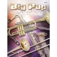 BIG POP INSTRUMENTAL SOLOS FLUTE