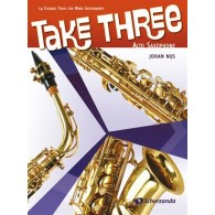 NIJS J. TAKE THREE SAXOPHONES