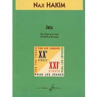 HAKIM N. JEU HARPE