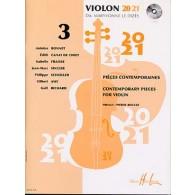 LE DIZES M. VIOLON 20 21 VOL 3 VIOLON